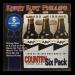 Kerry Kurt Phillips CD- Country Six Pack